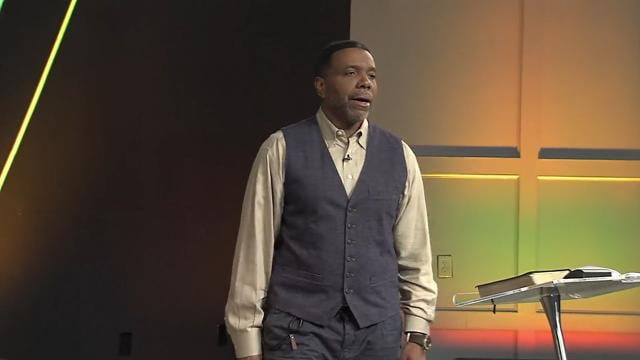Creflo Dollar - The Cross: The Defining Line of the Gospel - Part 1