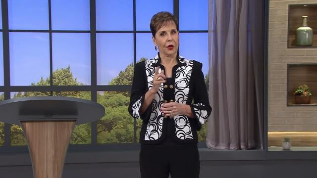 Joyce Meyer - First Things First - Part 2