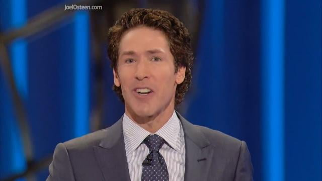 Joel Osteen - Faith for the Middle