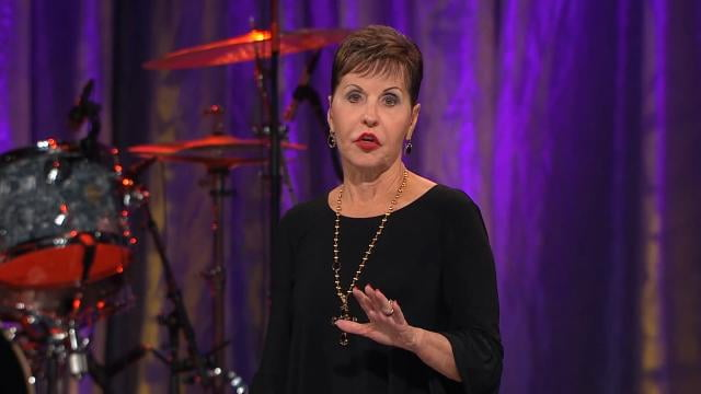 Joyce Meyer - Dealing with Doubt - Part 1