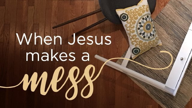 Beth Moore - When Jesus Makes a Mess - Part 1