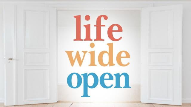 Beth Moore - Life Wide Open - Part 2