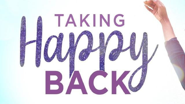Beth Moore - Taking Happy Back - Part 1
